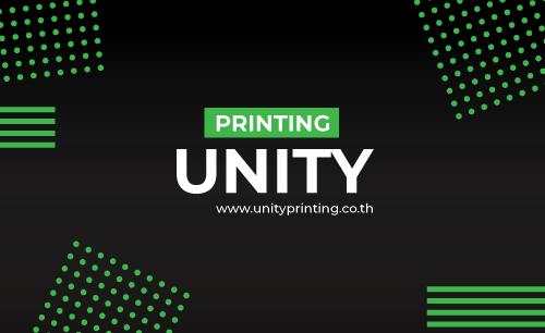 แบบ นามบัตร unityprinting AW-01