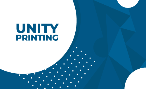 แบบ นามบัตร unityprinting AW-06