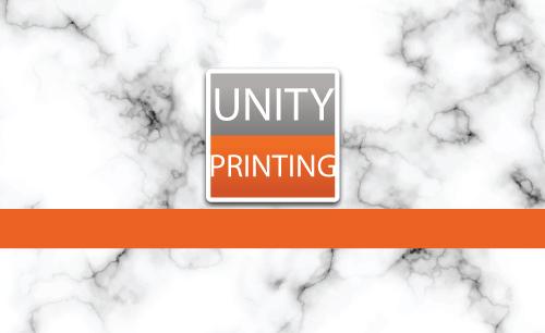 แบบ นามบัตร unityprinting AW-15