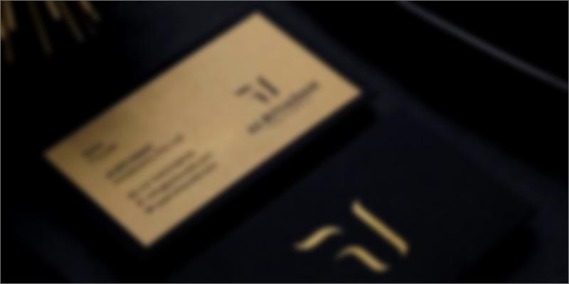 หน้าปกบล็อกนามบัตร